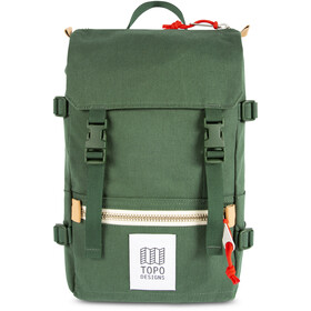 Topo Designs Rover Mini Pack forest canvas